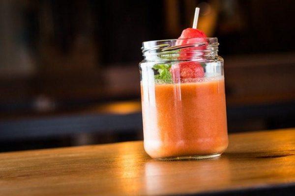 13 maneras deliciosas de comerse una sandia gazpacho