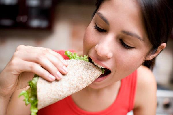 5 recetas fitness sin carne que te van a encantar Tacos de garbanzos con verduras