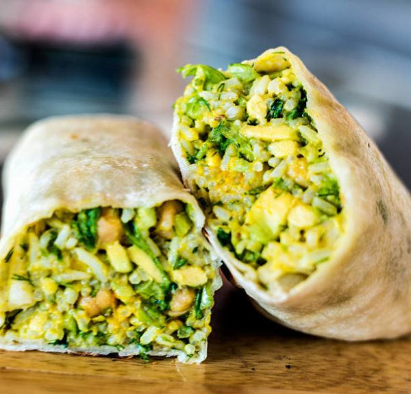 5 recetas fitness sin carne que te van a encantar Tacos de garbanzos verduras
