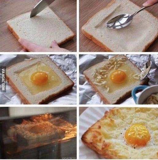 8-sorprendentes-recetas-hechas-con-pan-de-molde-huevo-al-horno