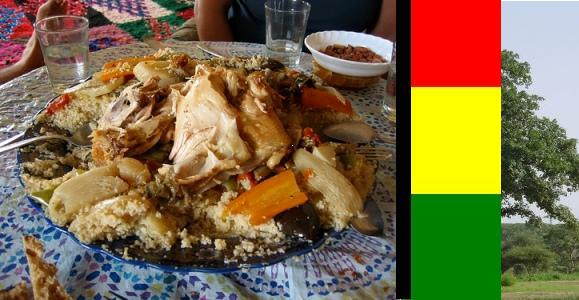 Gastronomía africana