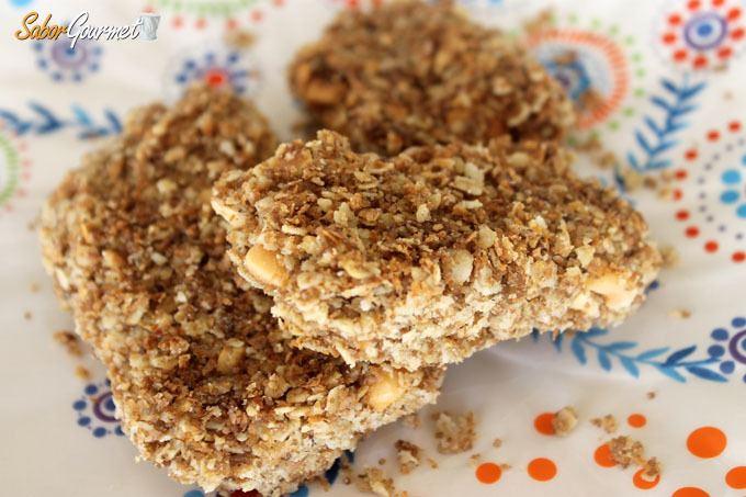 Barritas De Cereales Caseras Con Avena Saborgourmet Com