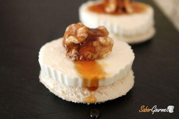 canape-queso-fresco-nuez-miel