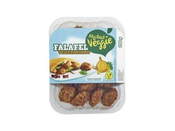 Catalogo comida vegetariana lidl falafel