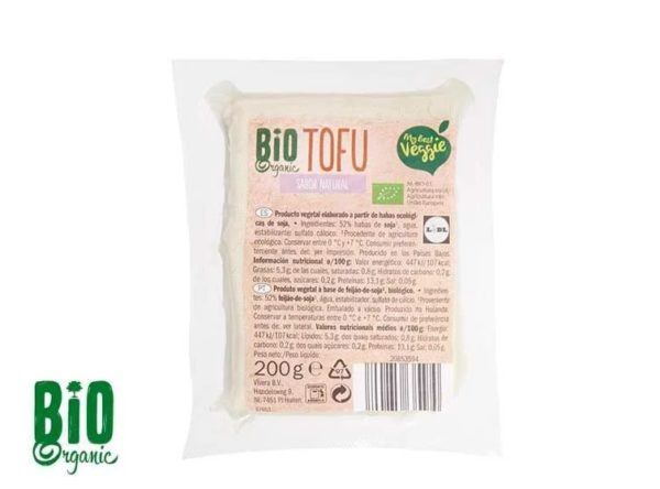 Catalogo comida vegetariana lidl tofu