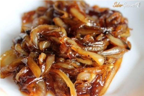 Cómo Hacer Cebolla Caramelizada Receta Fácil Saborgourmet Com