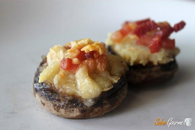 champinones-rellenos-patata-bacon