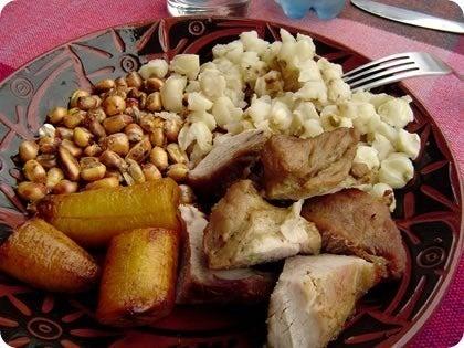 comida tipica de Ecuador