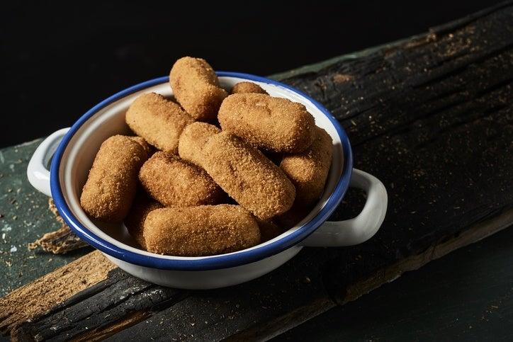 Comidas para preparar el dia de antes en navidad croquetas