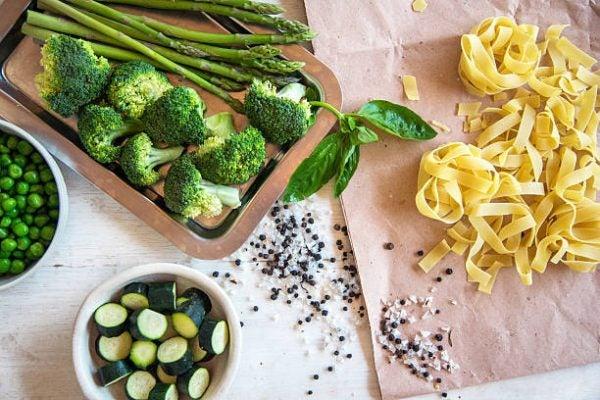 Como cocinar brocoli con pasta
