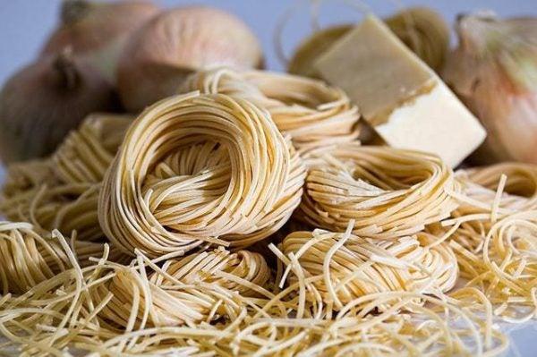 Noodles y queso