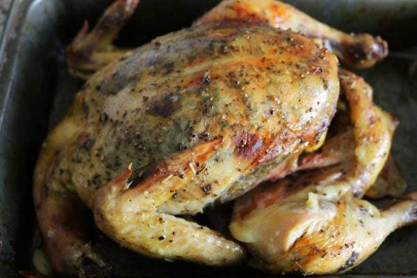 Como hacer pollo al horno en cocotte 4