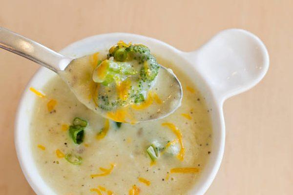 Como hacer sopa de brocoli invierno