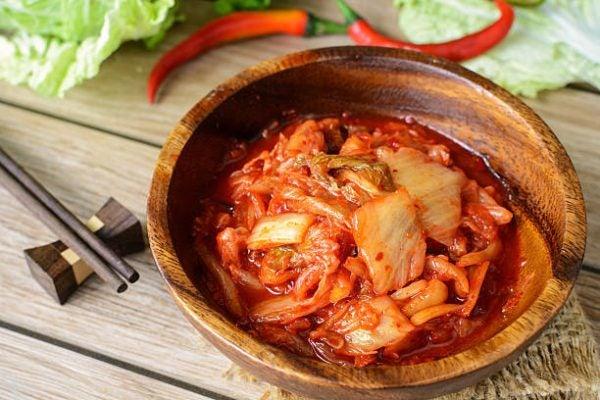 Como preparar kimchi coreano 4