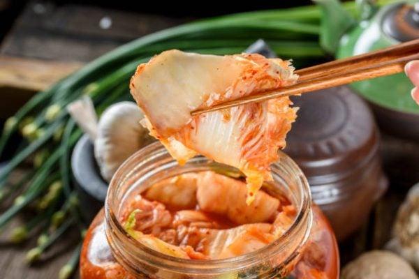 Como preparar kimchi coreano 5