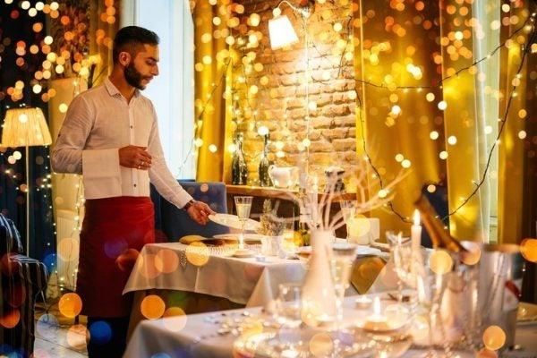 Consejos escoger restaurante decoracion