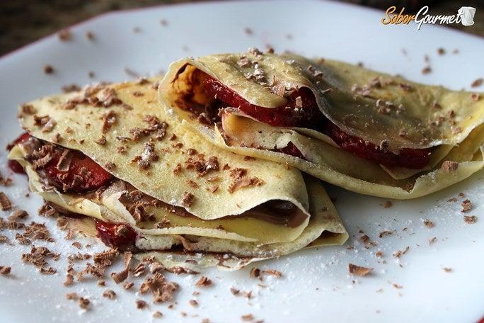 crepes-chocolate-fresas