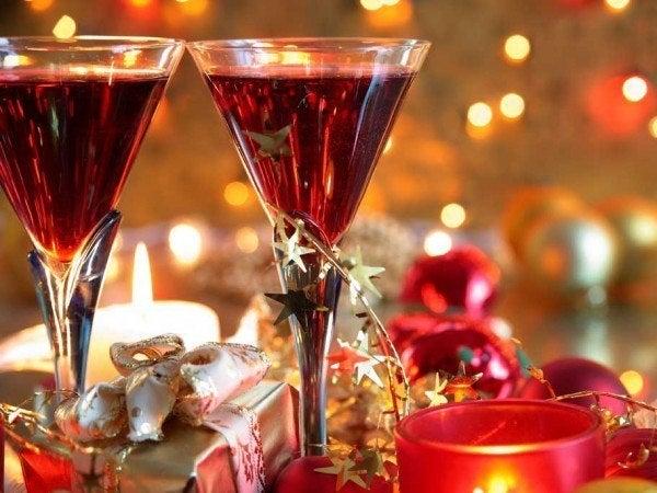 decorar-la-mesa-de-navidad-2013-bebidas