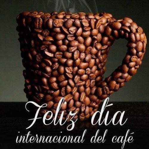 Feliz día internacional de café