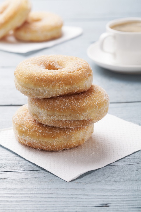 Donuts caseros thermomix