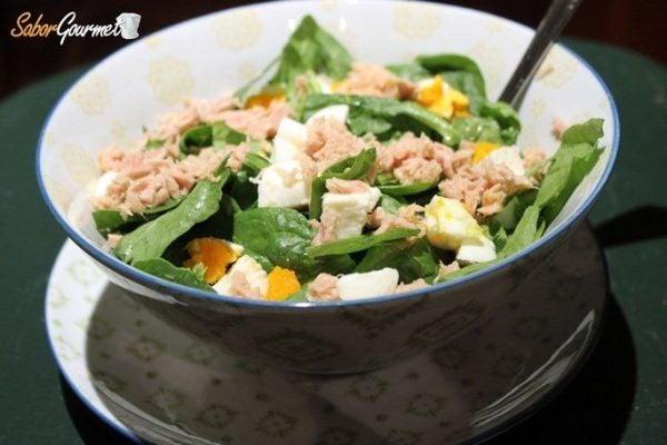 ensalada-espinacas-atun-mozzarella