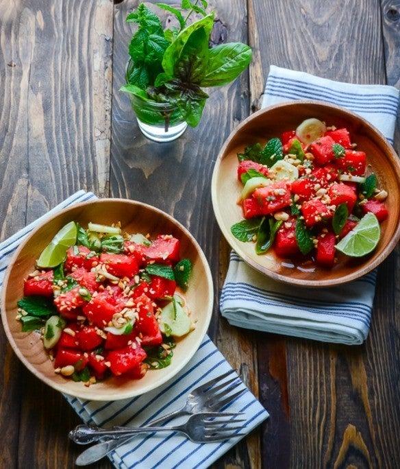 ensalada-thai-de-sandia