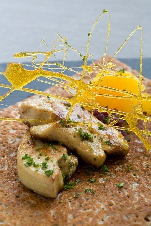 Ensaladas trucos y recomendaciones foie pato