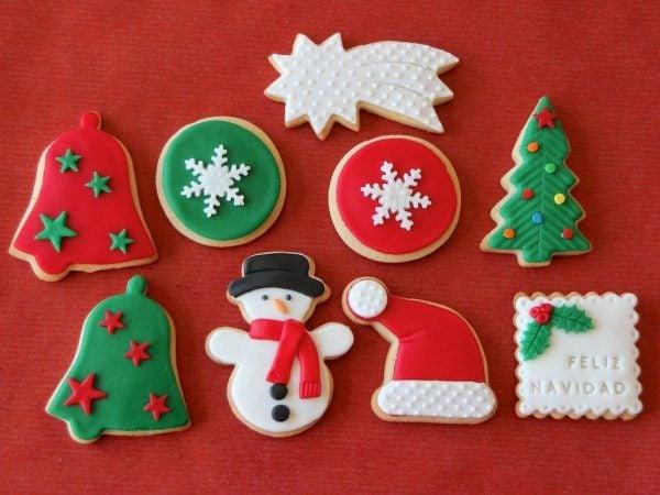 galletas-de-navidad-decoradas-con-fondant-con-formas