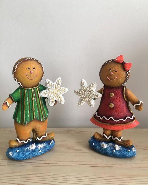 Galletas de Navidad en tamaño grande de muñecos