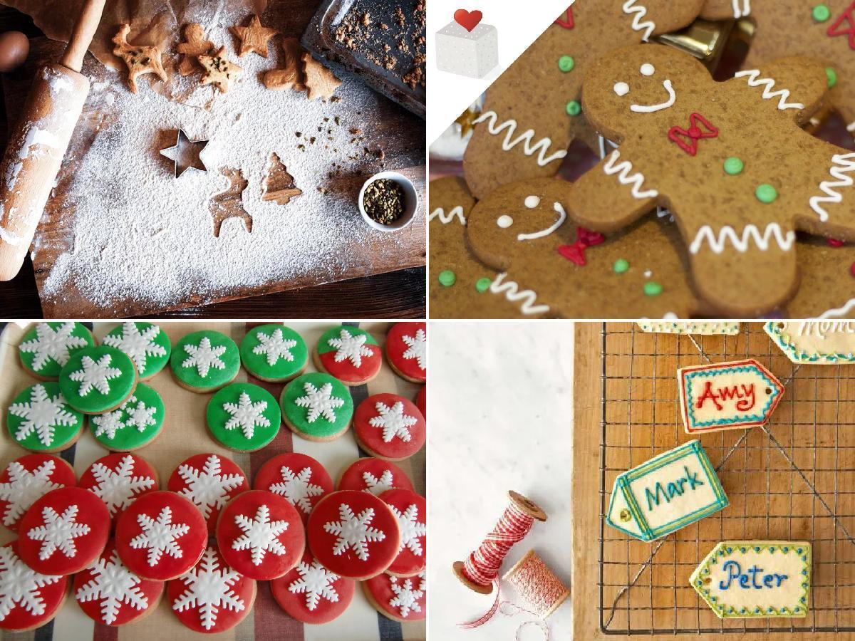 galletas de Navidad 2021