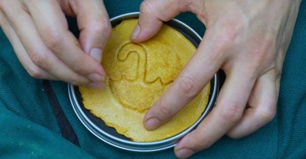 La receta de dalgona las galletas de el juego del calamar 1