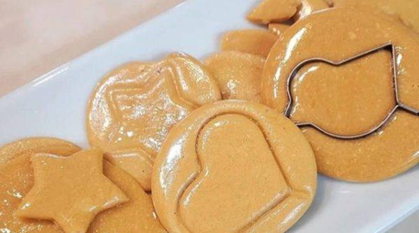 La receta de dalgona las galletas de el juego del calamar 2