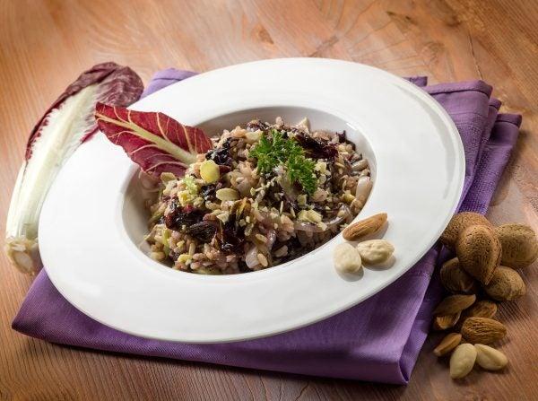 Mejores recetas san valentin risotto
