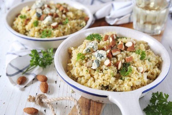 Mejores recetas san valentin ristotto vegano