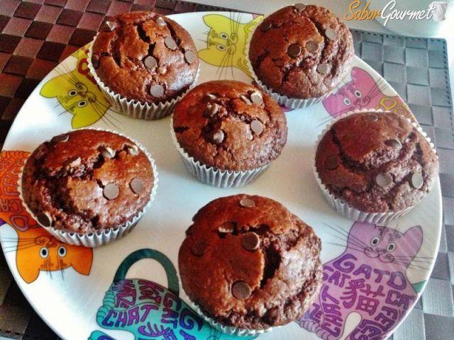 muffins tipo starbucks