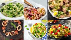 Recetas de Ensalada de Pasta fría: cómo hacer ensalada de pasta casera