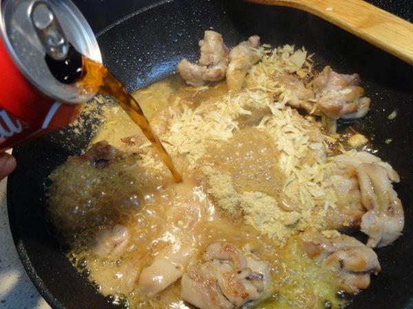 pollo coca cola 3