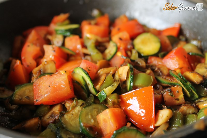 preparar verduras