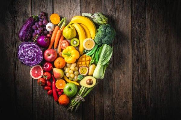 Que frutas y verduras comer en diciembre calendario de temporada