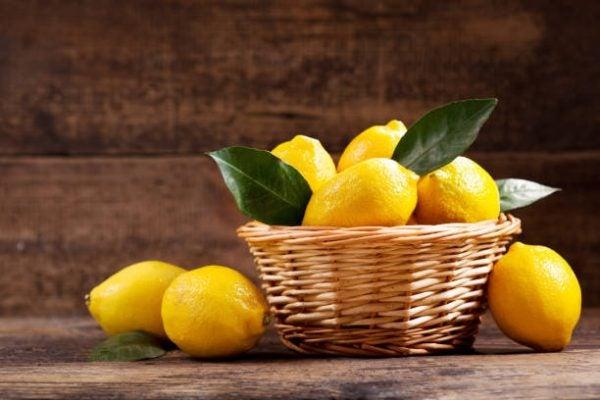 Que frutas y verduras comer en marzo calendario de temporada limones