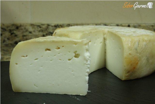 queso de cabra curado Francisco Sudao