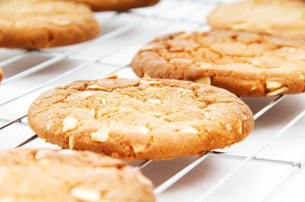 Receta galletas almendra