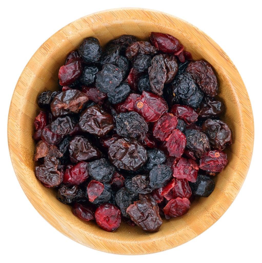 Receta salsa de arandanos accion de gracias  ingredientes