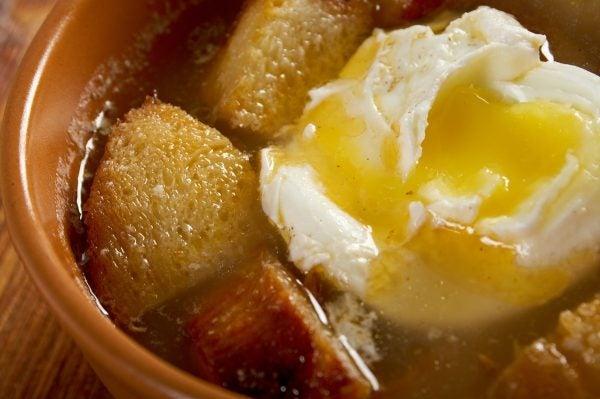 Receta sopa castellana ingredientes pasos