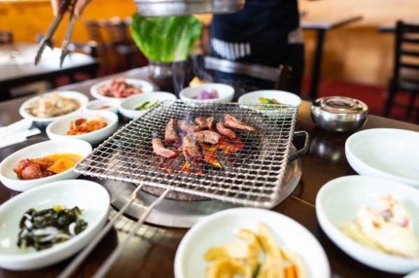 Recetas coreanas para hacer en casa Barbacoa coreana