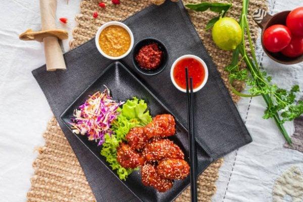 Recetas coreanas para hacer en casa Pollo frito coreano