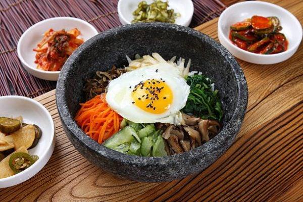 Recetas coreanas para hacer en casa bibimbap