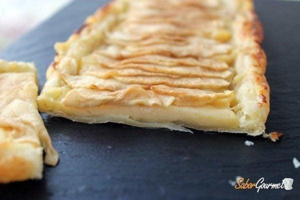 recetas-de-hojaldre-faciles-tarta-manzana
