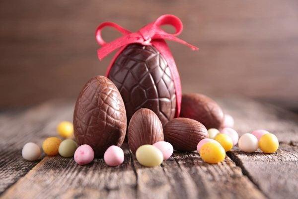 Recetas de semana santa huevos de pascua
