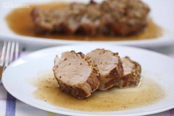 recetas-navidad-thermomix-solomillo-de-cerdo-a-la-mostaza